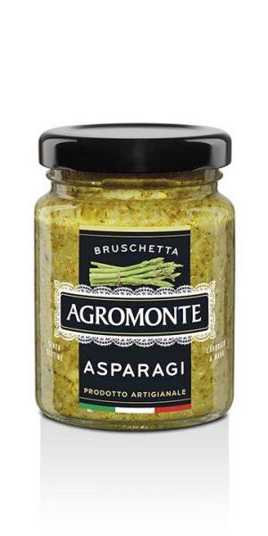 Agromonte Bruschetta Asparagi 100g