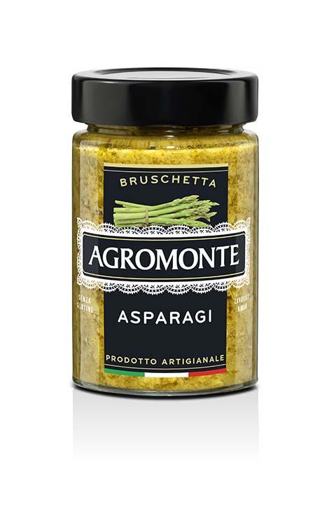 Agromonte Bruschetta Asparagi 200g