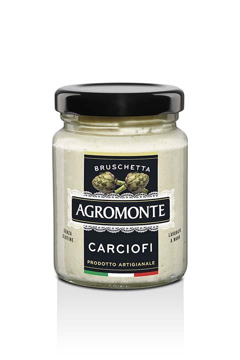 Agromonte Bruschetta Carciofi 100g