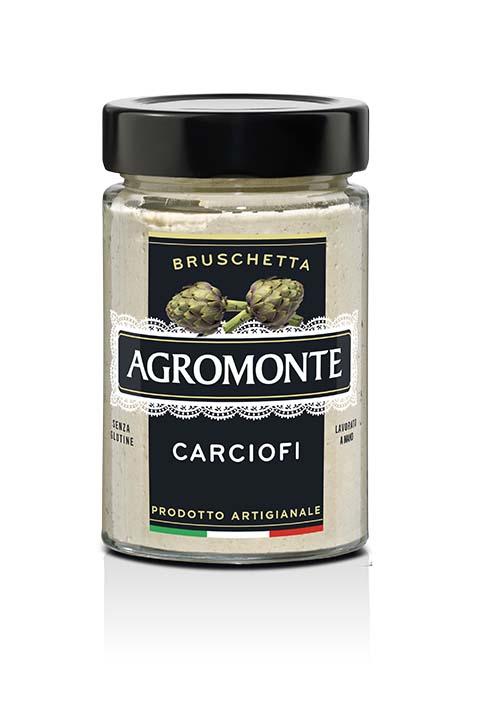 Agromonte Bruschetta Carciofi 200g