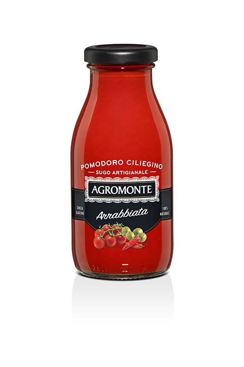 Agromonte Sughi Arrabbiata 260g