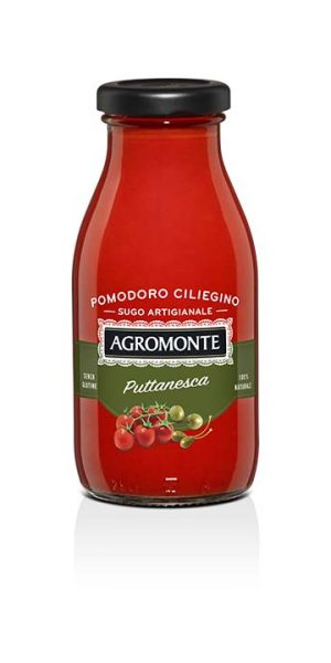 Agromonte Sughi Puttanesca 260g
