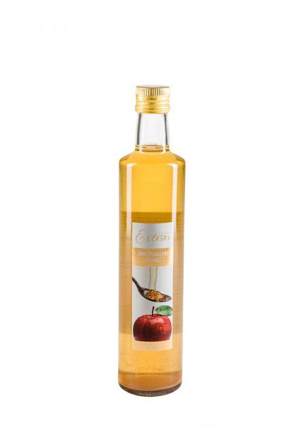 Apfelessig Mit Honig 0,50l Oelmuehle Esterer