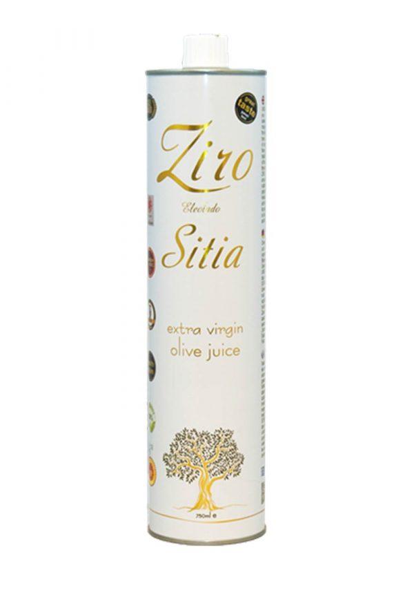 Olivenoel 0,75l Can Koroneiki Oelmuehle Esterer
