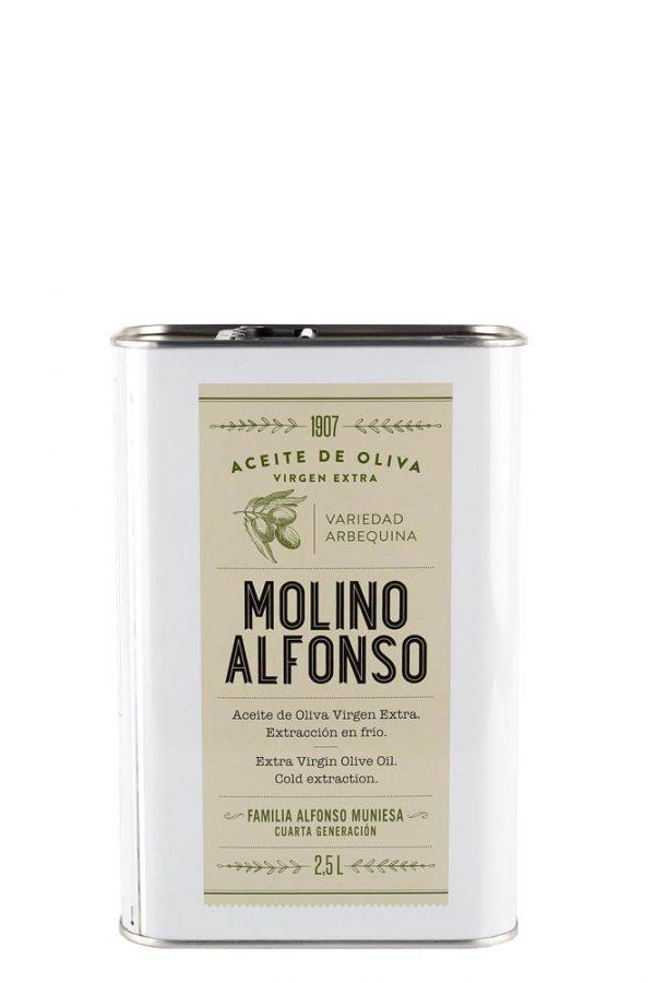 Olivenoel Arberquina 2,5l Oelmuehle Esterer