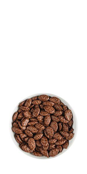 Kuerbiskerne Bitterschokolade Oelmuehle Esterer