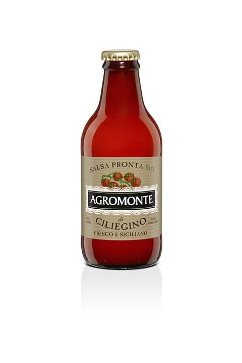 Agromonte Salsa Bio Ciliegino 250g