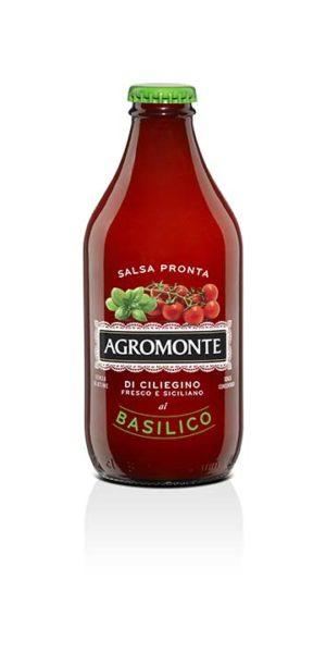 Agromonte Salsa Basilico 330g