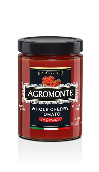 Agromonte Specalità 520 Cherry Tomato In Cherry Tomato Passata