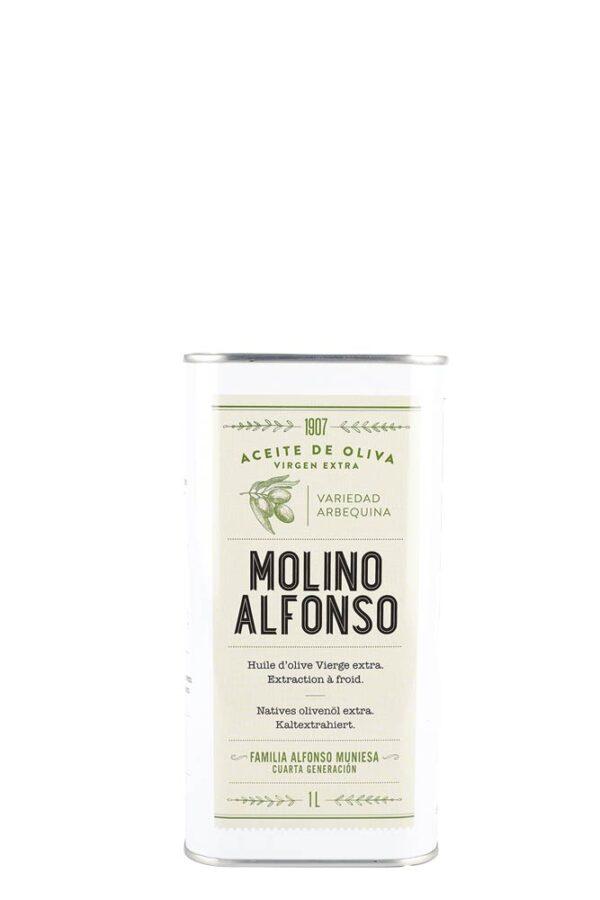 Olivenoel Arberquina 1l Can Oelmuehle Esterer