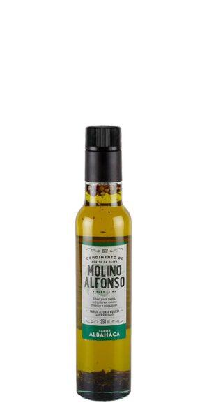 Olivenoel Basilikum 0,25l Oelmuehle Esterer