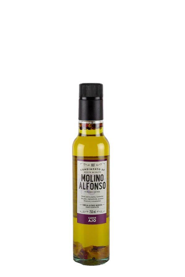 Olivenoel Knoblauch 0,25l Oelmuehle Esterer